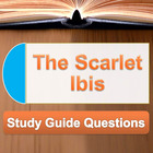 """The Scarlet Ibis"" Study Guide"