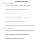The School Story Comprehension Questions and Literature Ac