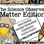 Matter: The Science Observer: Matter Edition
