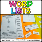 The Sight Word Race