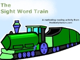 The Sight Word Train: A Motivating Reading Activity
