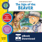 The Sign of the Beaver Gr. 5-6 - Common Core Aligned