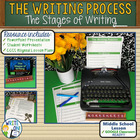 Middle School - Intro to Writing - The Writing Process