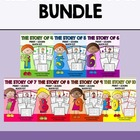 The Story of 4 to 10 Print + Learn Math Kits
