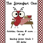 The Strongest One Reading Street Grade 2 2011 Series