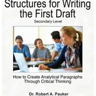 Structured Writing Process: Method for Essay Writing (Cros