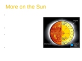 The Sun PowerPoint, Layers & General Information