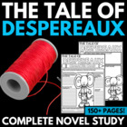 The Tale of Despereaux: Reading Strategy Based Novel Study