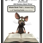 The Tale of Despereaux  Whole Book Test