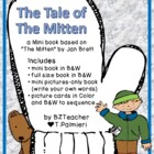 The Tale of The Mitten - a beginning reader