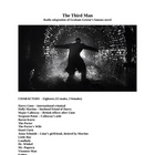 Drama - The Third Man Radio Script!