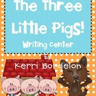 The Three Little Pigs! Writing Center