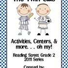 The Twin Club Reading Street Grade 2 2011 Series