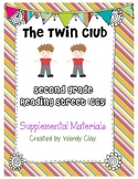 The Twin Club Second Grade Reading Street Supplemental Mat