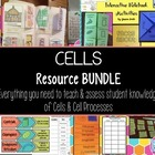 The ULTIMATE Cells Activity & Lesson Unit {Discounted Bund