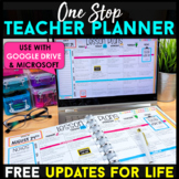 The Ultimate Teacher Plan Book {Editable} - FREE Plan Book