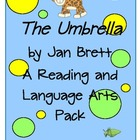 The Umbrella Reading and Language Arts Pack