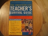 The Unauthorized Teacher's Survival Guide