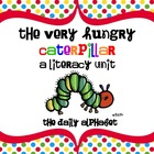 From Caterpillar to Butterfly: A Literacy Unit