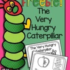The Very Hungry Caterpillar {FREEBIE}