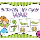 "The Very Hungry Caterpillar ""War"" Math Game"