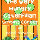The Very Hungry Caterpillar! Writing Center