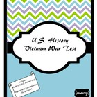 The Vietnam War Test