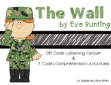 The Wall by Eve Bunting (Veteran's Day) QR Code Listening