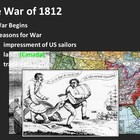 The War of 1812 (PPT)