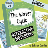 The Water Cycle Whole unit BUNDLE, FREE by Science Doodles