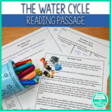 The Water Cycle - Reading Passage and Questions
