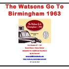 The Watsons Go To Birmingham 1963 Board Game