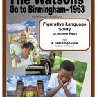 The Watsons Go to Birmingham--1963--Figurative Language