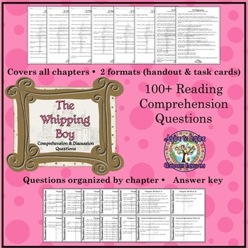 The Whipping Boy: Comprehension and Discussion Questions