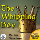 The Whipping Boy Novel Unit ~ Common Core Standards Aligned