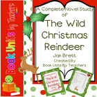 The Wild Christmas Reindeer by Jan Brett Book Unit