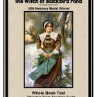 The Witch of Blackbird Pond:  Whole Book Test