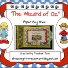 """The Wizard Of Oz"" Paper Bag Book: Goes along with First G"