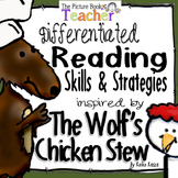 Skills & Strategies inspired by The Wolf's Chicken Stew by