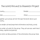The World Around Us Research Project