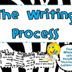 The Writing Process-Zebra