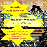 The Yellow Wallpaper Activities Special Education/ELD