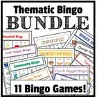 Thematic Bingo {BUNDLE}