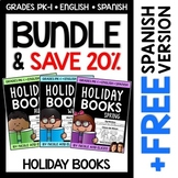 Holiday Mini-Books (English & Spanish)