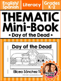 Thematic Mini-Book - Day of the Dead - A Holiday Tradition