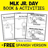 Thematic Mini-Book - Martin Luther King (MLK) Jr. (English