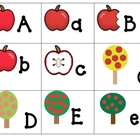 Theme ABC's Apples