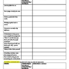 Theme Worksheet - Matching theme to story (& KEY)