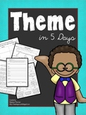 Theme in 5 Days:  Lessons to Teach Central Theme