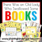 There Was an Old Lady Who Swallowed Some Books Unit